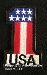 USA #1 Patch (Patch Only)