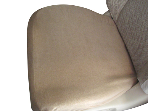 Bottom Seat Covers Neoprene (PAIR) - Fleece Ford Crown Victoria & Mercury Marquis