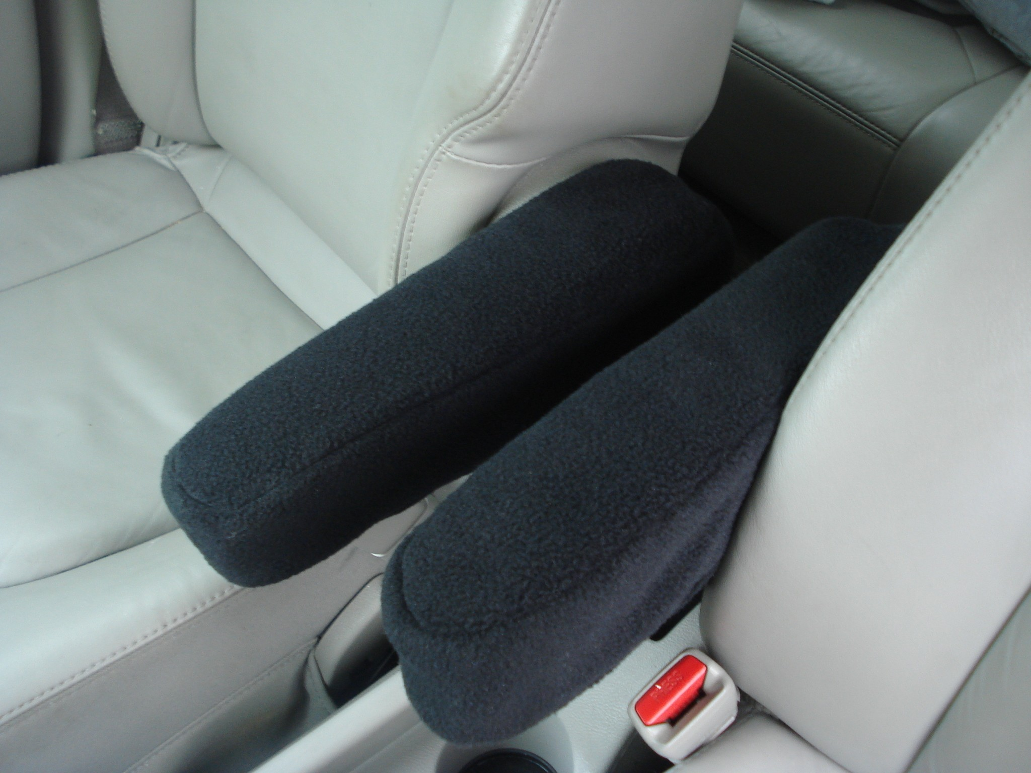 Honda Odyssey 2012-17- Armrest Covers For Front Bucket seats- Neoprene Material