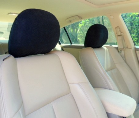 Headrest Covers - Neoprene Material