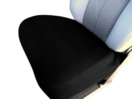 Bottom Only Seat Cover - Waterproof Neoprene Material (1 Seat Cover)