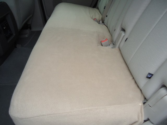 Rear Bottom Seat Cover - Fleece