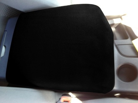 Neoprene Center Console Armrest Cover - Toyota Sequoia 2014-2020