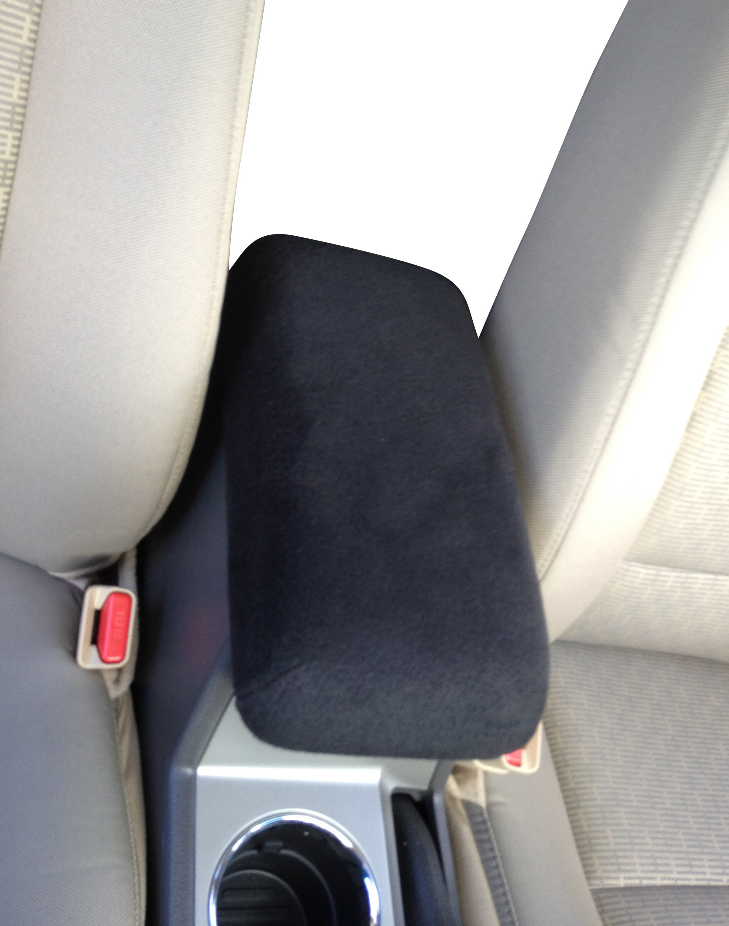 Fleece Console Cover- Chrysler 200 2011-17