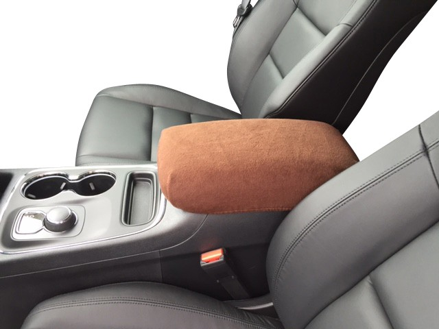 Fleece Console Cover - Chrysler 300 2005-16