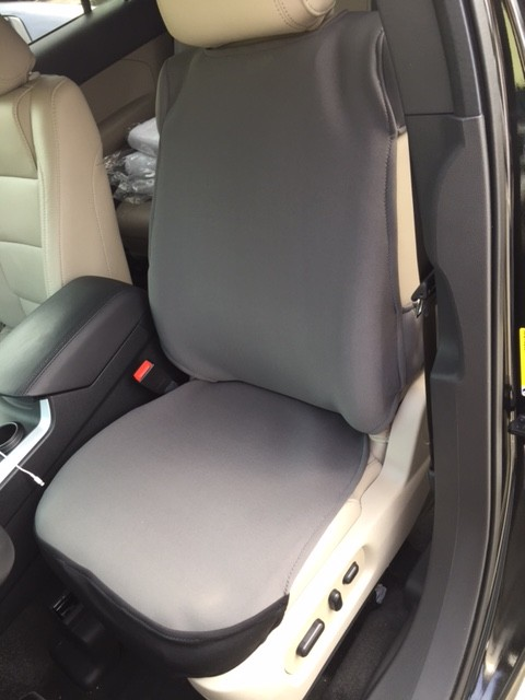 Full Bucket Seat Covers- (1) Cover Neoprene