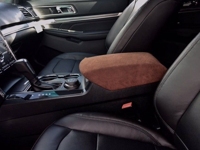 Fleece Console Cover- Ford Explorer 2011-2019