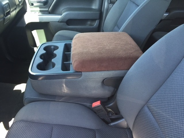Chevy Silverado LT & LS Models (2014-2020) - Fleece Material