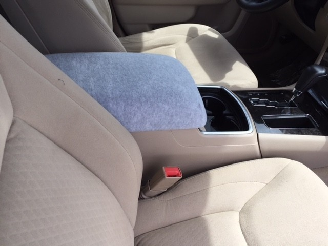 Fleece Console Cover - Dodge Charger 2011- 2020