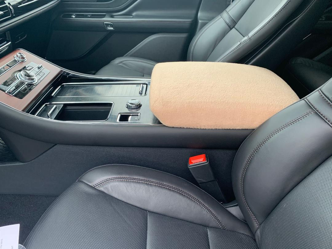 Fleece Console Cover - Lincoln Aviator 2020