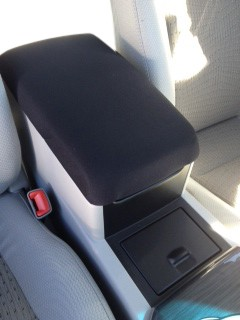 Neoprene Console Cover - Toyota Camry 2002-2005