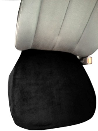 Fleece Bottom Seat Cover for Ford Mustang 2001-16 (SINGLE)