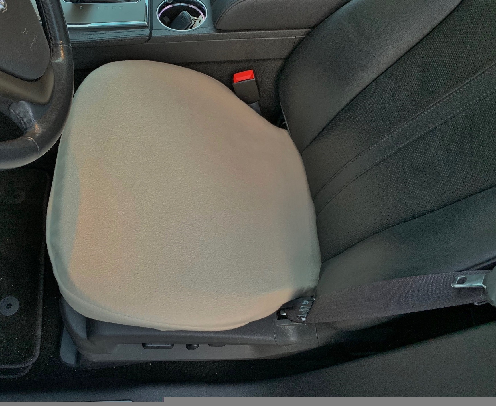 Fleece Bottom Seat Cover for Ford Mustang 2001-16 (PAIR)