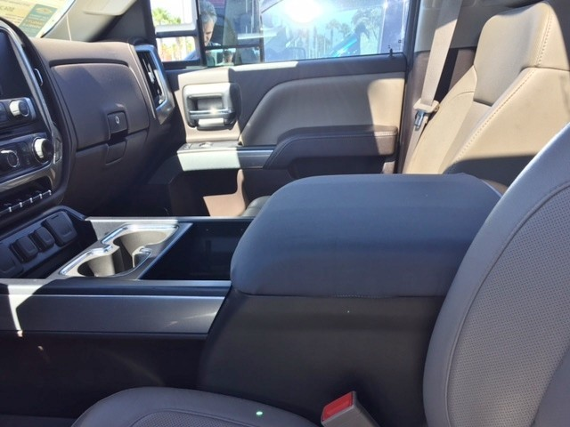 Neoprene Console Cover - Chevy Suburban 2015-2020