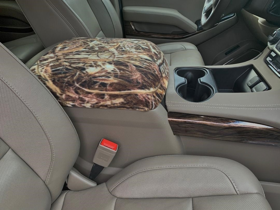 Fleece Console Cover - Chevy Suburban 2015-2020