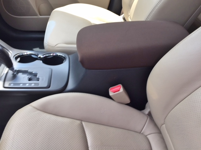 Buy Neoprene Center Console Armrest Cover - Lexus NX 200t 2015-2017