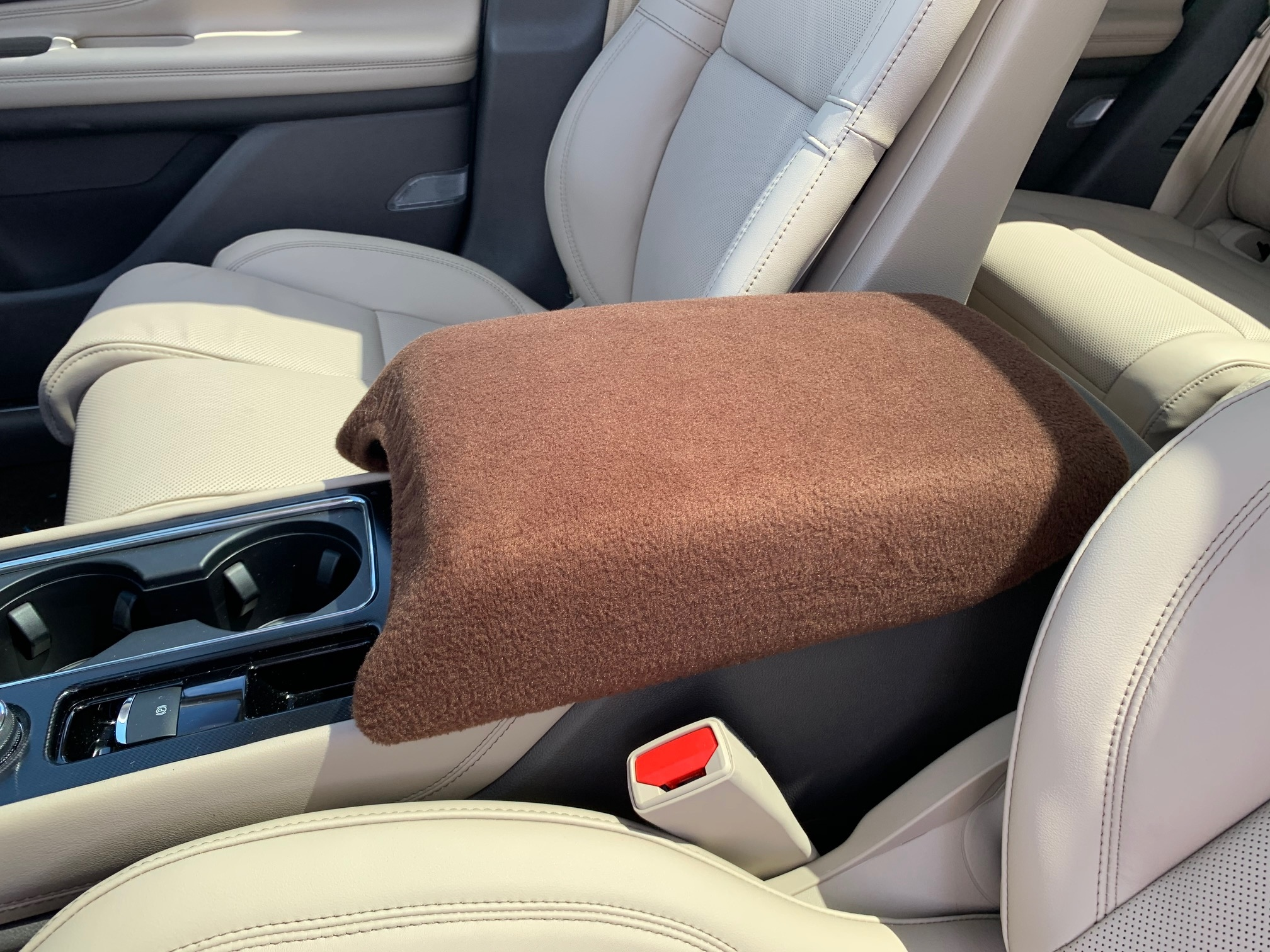 Buy Neoprene Center Console Armrest Cover Fits the Lincoln Corsair 2020-2021