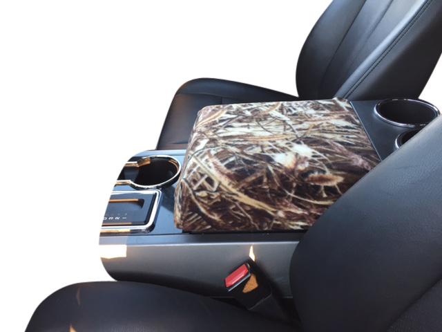 Buy Fleece Console Cover Fits the Ford F-150 2004-2008 XLT, Lariat, Limited, FX2, FX4, Platinum, & King Ranch Models