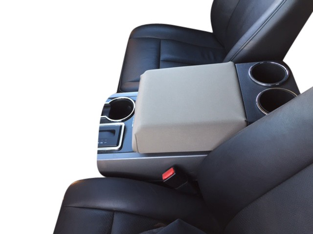 Buy Neoprene Console Cover Fits the Ford F-150 2004-2008 XLT, Lariat, Limited, FX2, FX4, Platinum, & King Ranch Models