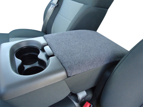 Buy Fleece Console Cover Fits the Ford F-150 2004-2008 XL, XLT, Lariat, FX4, STX, 40/20/40 Front Seats