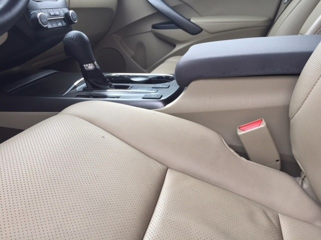 Fleece Console Cover - Acura RDX 2013-18