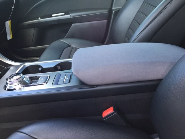 Ford Fusion 2017-19 - Neoprene Material