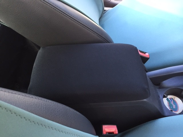 Fleece Console Cover - Ford Mustang 2005-08