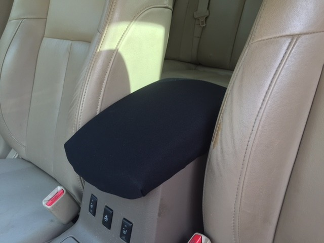 Neoprene Console Cover - Honda Accord 1995-2002
