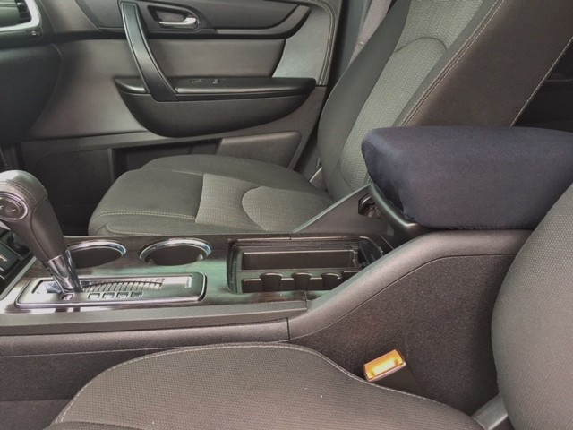 Neoprene Console Cover - Buick Enclave 2010-17