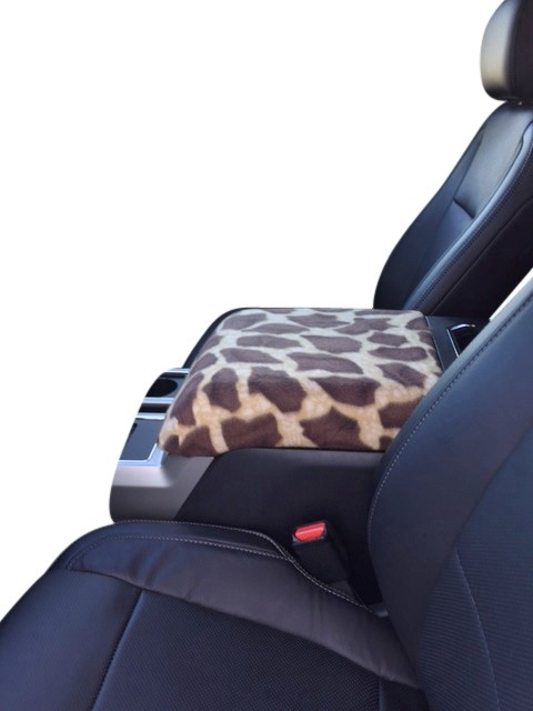 Fleece Console Cover- Ford F-450 Super Duty (2017-2020)