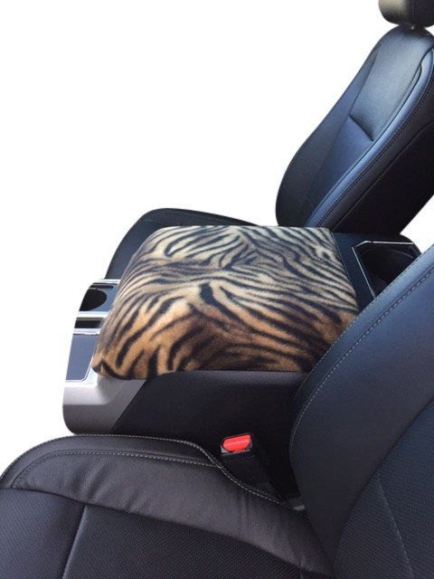 Fleece Console Cover- Ford F-150, F-250 & F-350 (2015-20)