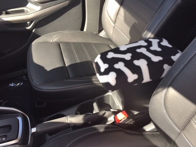 Fleece Console Covet - Cadillac SRX 2007-2009