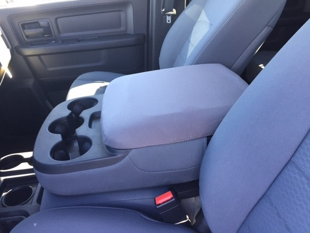 Ram 1500, 2500, & 3500 (2012-18 & 2019 Classic 3rd front row seat) - Neoprene Material