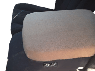 Dodge Ram 1500, 2500, & 3500 (1998-2011) - Fleece Material