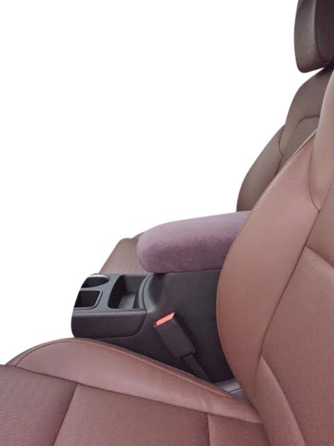 Fleece Center Console Armrest Cover - KIA Sportage 2009-2020