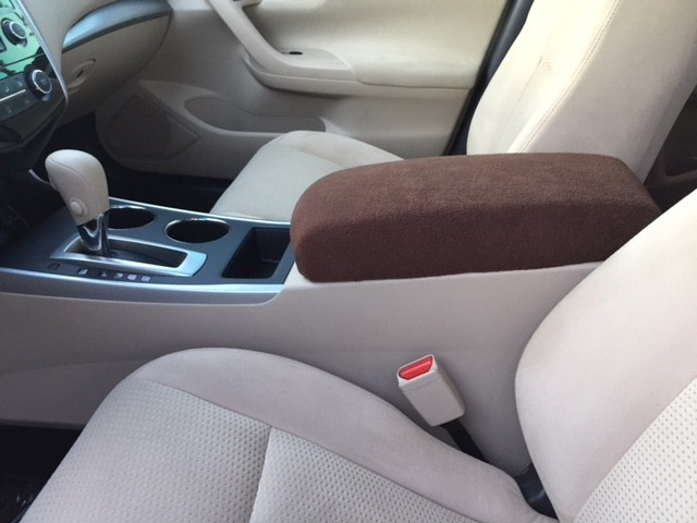 Fleece Console Cover - Nissan Altima 2013-18