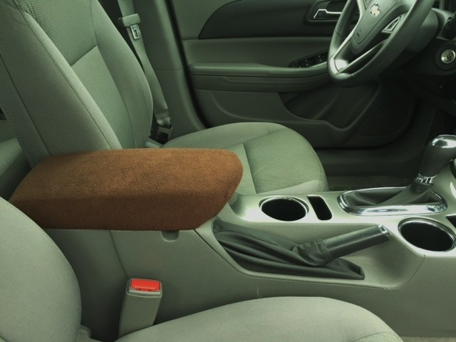 Fleece Console Cover - Chevrolet Malibu 2008-2015