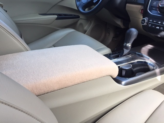 1996 Ford Ranger - Fleece Material