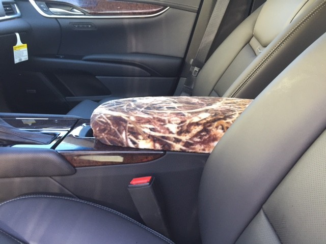 Fleece Console Cover - Dodge Charger 2006-2010