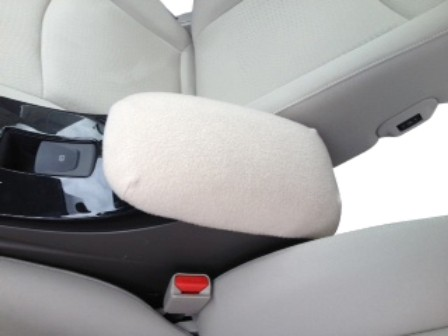 Fleece Console Cover - Ford Fiesta 2014-2018