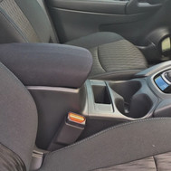 Neoprene Console Cover - Nissan Rogue 2015-2020
