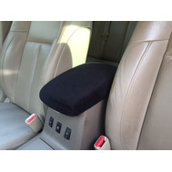 Fleece Console Cover - Nissan Pathfinder 2005-10