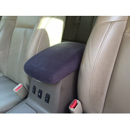 Fleece Console Cover - Jeep Liberty 2008-2016