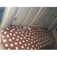 Rear Bottom Bench Seat Cover Patterns