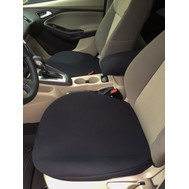 Bottom Only Seat Cover for a Subaru Outback 2015-2019-(PAIR) Neoprene Material