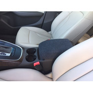 Fleece Center Console Armrest Cover - Audi Q5 2015-2020