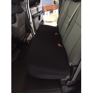 Rear Split Bench Bottom Seat Covers- Neoprene Jeep Grand Cherokee 2010-19