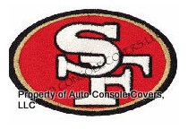 SAN FRANSISCO 49'ERS / SMALL PATCH (PATCH ONLY!)