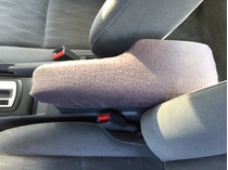 Fleece Console Cover - Honda Civic (2003-05)