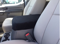 Fleece Console Cover - Nissan Van 2500 2012-2020